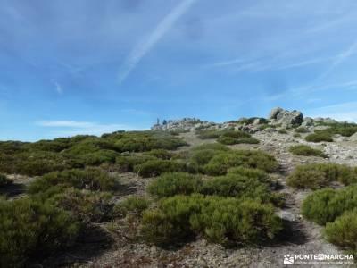 Collado Najarra-Hoya San Blas; rutas de toledo parque de monfrague pueblos medievales la hiruela mad
